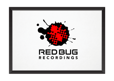 Red Bug Recordings Graphics