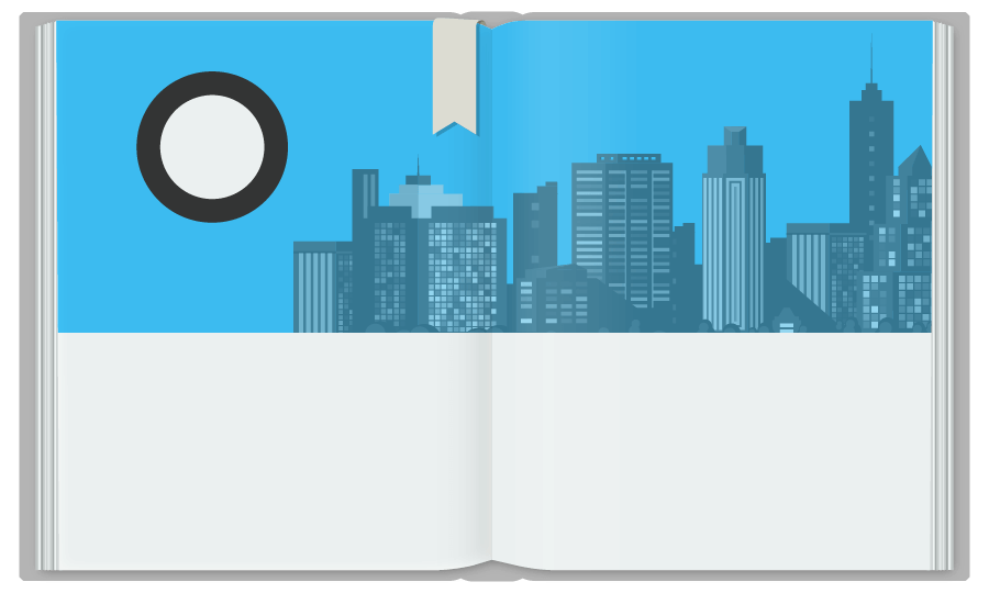 Slide-in Page Layout with CSS Animation